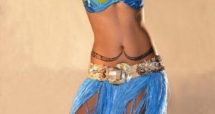 ללמוד ריקודי בטן
