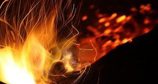 שריפת דלק