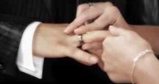 טבעת אירוסין וטבעת נישואים