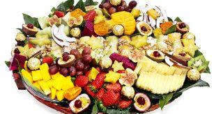 קניית מגשי פירות