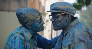 פסלים חיים לאירועי בוטיק מיוחדים