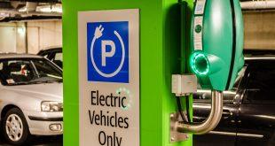 עמדת טעינה לרכב חשמלי