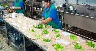 ציוד למטבח מוסדי