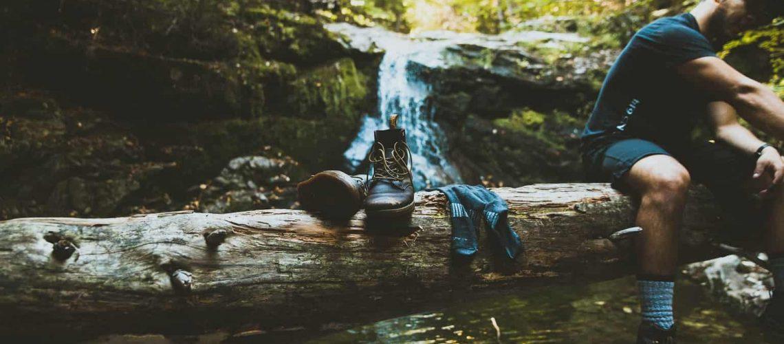 גרביים נוגדי פטריות