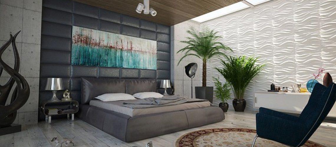 ציורים לחדר השינה