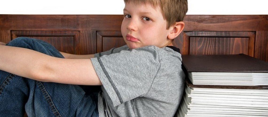 הפרעת קשב וריכוז בילדים