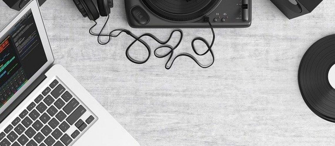 ציוד אודיו מקצועי