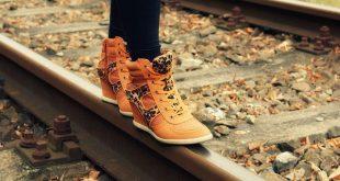 להתארגן על נעליים